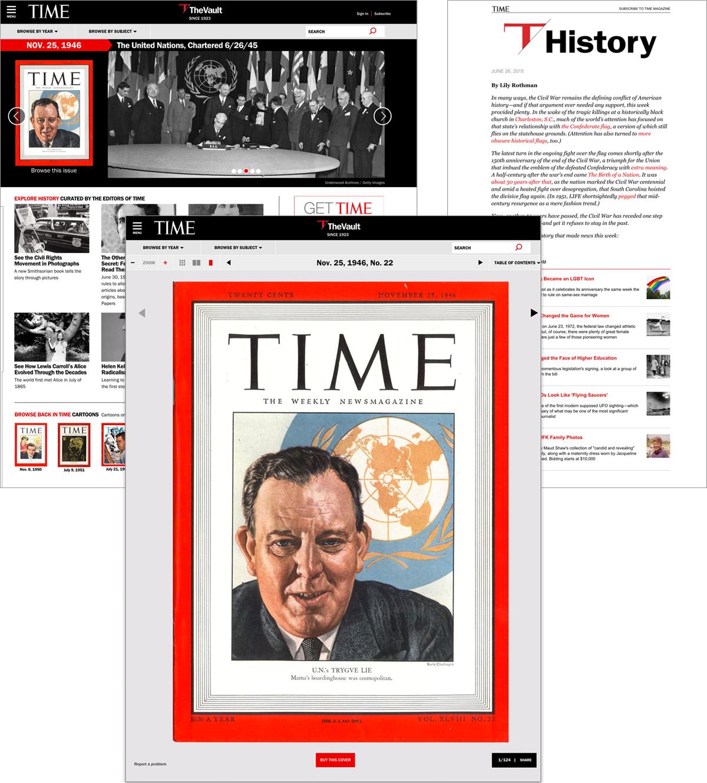 TIME_Vault